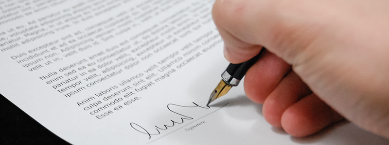 What is a Settlement Contract