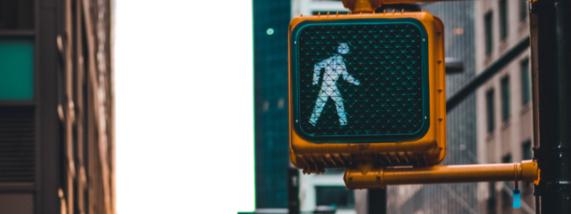 avoiding pedestrian accidents