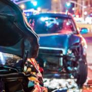 Car accident in Oregon